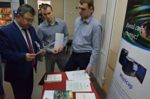 Стенд CDT на VII Съезде Российской наркологической лиги